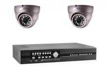 Image and picture recovery from CCTV DVR