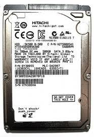 Hitachi H2T500854S HDD